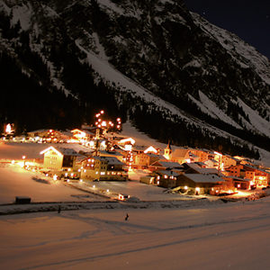 Reisebüro Müller, Advent, Pitztal